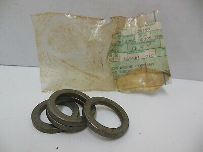 John Deere Tractor Power Steering Column Valve Thrust Washer L29197