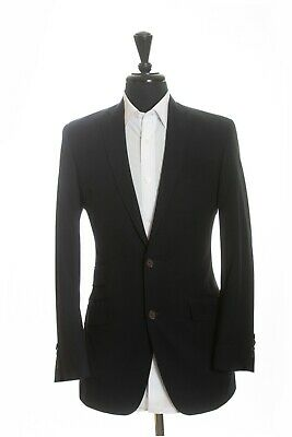 Ted Baker Endurance Navy Blue Tonal Stripe JimCT Suit 38R 12031