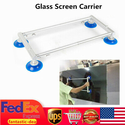 LCD TV Screen Sucker Vacuum Chuck Glass Screen Carrier Double Sucker Handles