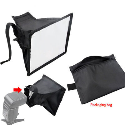 KE_ ALS_ Flash Diffuser Light Softbox Photography for Canon Nikon Sony Speedli