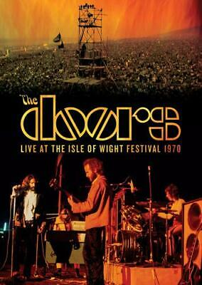Doors - Live At the Isle of Wight Festival 1970 - DVD - New