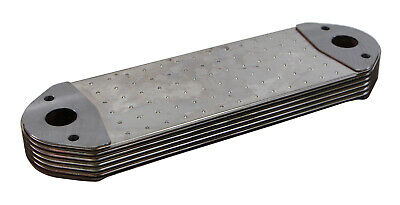 Oil Cooler for Volvo Trucks with D12 Engine Replaces 20729259, 8170816