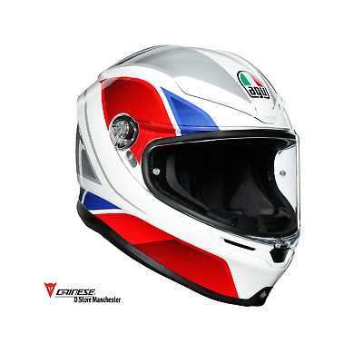 AGV K6 Hyphen sports touring road motorcycle helmet - S