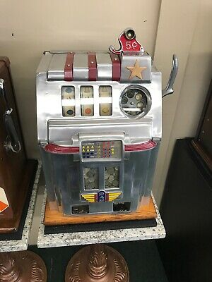 $0.05 Pace Vintage Slot Machine