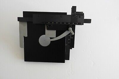 Swift M3300 Microscope Part  -  Stage Plate with Mechanical Stage