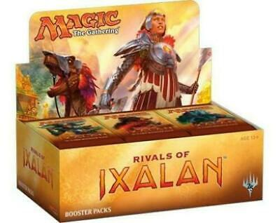 MTG Rivals of Ixalan Booster Box Sealed ENGLISH