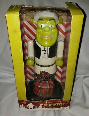 DreamWorks Shrek Christmas Nutcracker