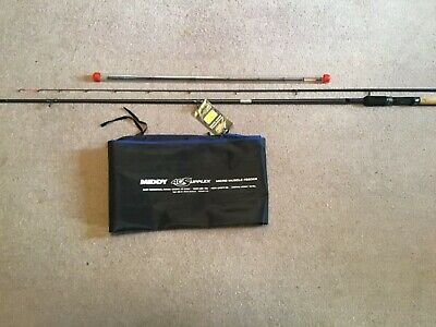 Extra 2 Kit New Middy Muscle-Tech 600 Margin Pole 6m