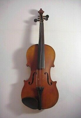 ANTONIUS STRADIVARIUS Model Made in CZECHOSLOVAKIA Antique Student VIOLIN #20