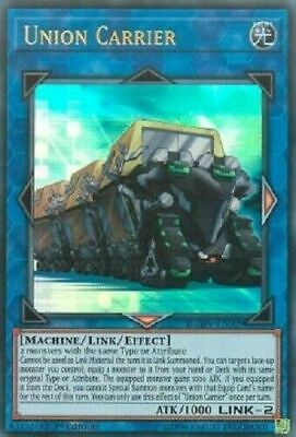 ( UNION CARRIER ) - Ultra - DUOV-EN009 - 1st - NM - Yu-Gi-Oh Duel Overload