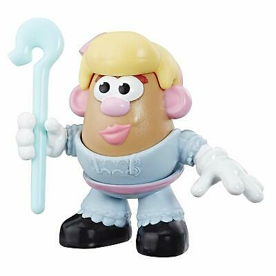 Mr Potato Head Mini Figure Bo Peep 2 Inches Toy Story Mix Match Accessories Kids