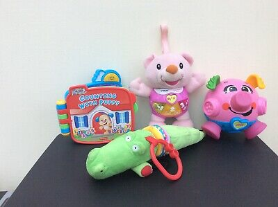Joblot/Bundle Of Baby Toys- Fisher Price Vtech Gc £12.00