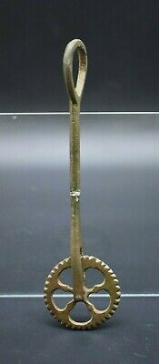Ancient Roman bronze leather working tool C. 1st - 3rd century AD