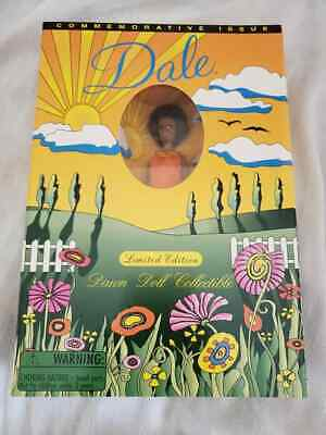 Commemorative Issue Dale Reproduction Doll LE NIB By Checkerboard Toys 2001