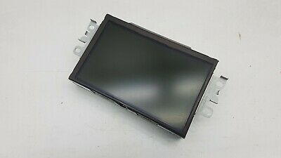 Volvo S80 Mk2 2.0 D3 Dashboard Sat Nav Display Screen 31396002 / 7609502019