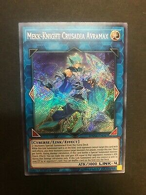 Mekk-Knight Crusadia Avramax - DANE-EN047- 1st Edition - NM