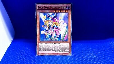 DPBC-EN044 Toon Dark Magician Girl 1st edition Mint YuGiOh Card
