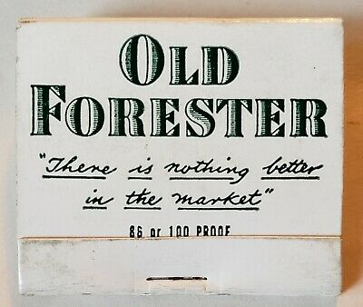 Vintage Old Forester Kentucky Straight Bourbon Whiskey Golf Tees Rare Find!!