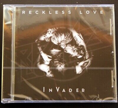 RECKLESS LOVE - InVader (NEW SEALED CD, GLAM, HARD ROCK, BONUS TRACK)