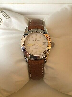 Universal Geneve Diver Automático Lady, New Old Stock, Full Set
