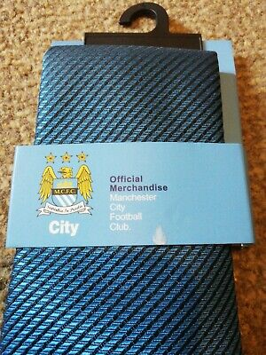 Official Manchester City Football Club Tie * New *