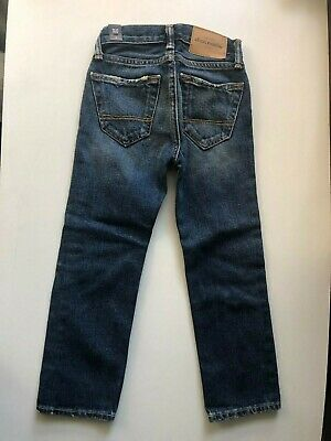 Abercrombie Jeans  Skinny Washed  Blue  Age 5-6   £12.99