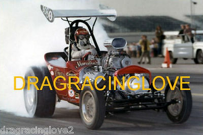 Winged Express 23 Ford T Marcellus /& Borsch Double AA Fuel Altered T-Shirt NHRA