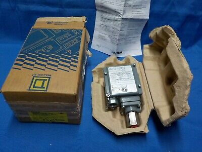 SQUARE D BY SCHNEIDER ELECTRIC  9012GCW22 -  Pressure Switch