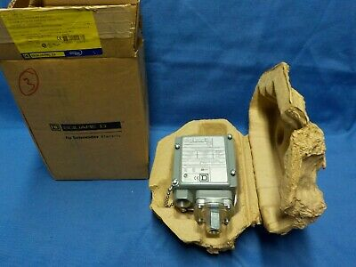 SQUARE D BY SCHNEIDER ELECTRIC 9012GAW24  Pressure switch