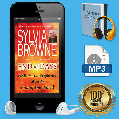 🎧🔥 End Of Days Predictions & Prophecies - Sylvia Browne (Audio Book MP3) 🔥🎧