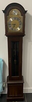 Vintage Metamec / FHS 1/4 Chiming Grandmother Clock