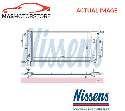 Engine Cooling Radiator Nissens 68765 G New Oe Replacement