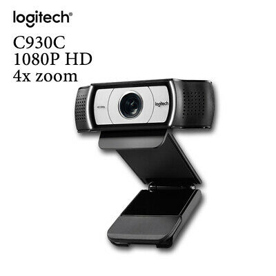 New original Logitech HD Webcam C930C Wide-angle zoom Comes with a microphone