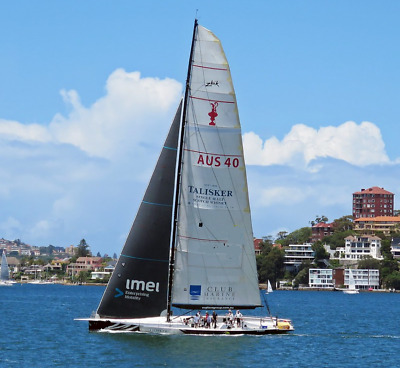 Americas Cup Yachts IACC 75ft with Diesel motors MAJOR PRICE REDUCTION