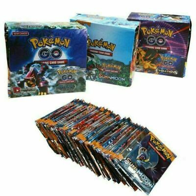 2020 Hot 324pcs Cards Pokemon TCG Booster English Edition Break Point 36Packs