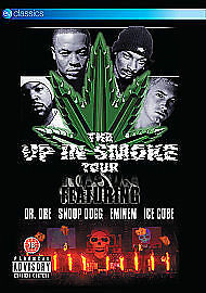 The Up In Smoke Tour (DVD, 2009) New & Sealed