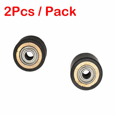 2Pcs for Roland FH-740 RE-640 VS-540 Pinch Roller Wheel TD16S4 TYPE2 - 21565102