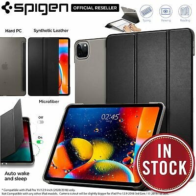 SPIGEN Smart Fold Autowake Stand Cover for Apple iPad Pro 11 2020 4th Gen Case