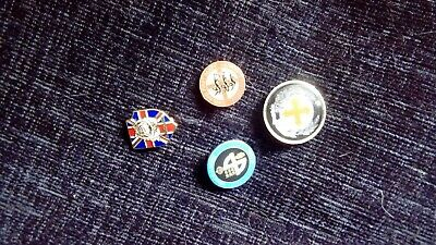 2 Skinhead Patches Iron Sew On Patch A Way Of Life British Skinheads Trojan @1