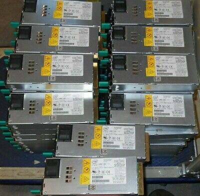 Intel Delta E98791-007 PSU LOT OF 10