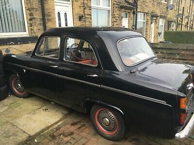 FORD 100e PREFECT 1958 4 DOOR  SALOON  TAX AND MOT  EXEMPT