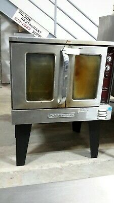 Used Southbend Single-Deck Natural Gas Convection Oven