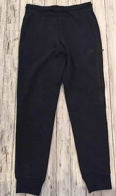 Nike Tech Fleece Girls' Pants Obsidian Heather 807565-473 Medium