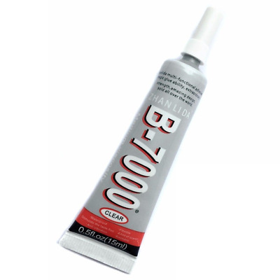 B-7000 Glue Industrial Adhesive for Phone Tablet Jewellery 9ml or 15ml