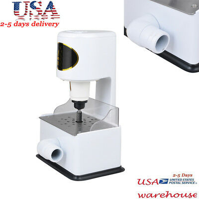 Dental Lab Grind Inner Laboratory Model Arch Trimmer Trimming Water USA Stock