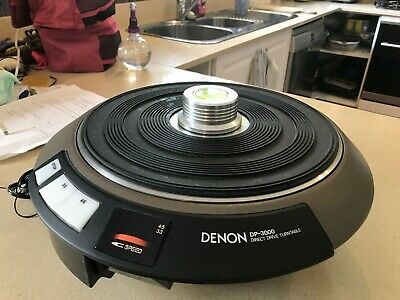 Denon  Dp-3000 Motor Direct Drive In Mint Condition