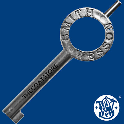 Smith And Wesson Handcuff Key Fits Most Us Cuffs - Heavy Duty