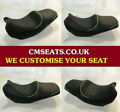 Kawasaki Versys Custom Gel Seat  *** We Customise Your Seat ***