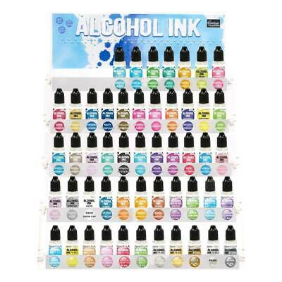 Couture Creations Display Stand - Alcohol Ink Acrylic POS