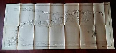 1915 Alaskan Enginerring Commission Map, Susitna Valley, N. of Talkeetna River